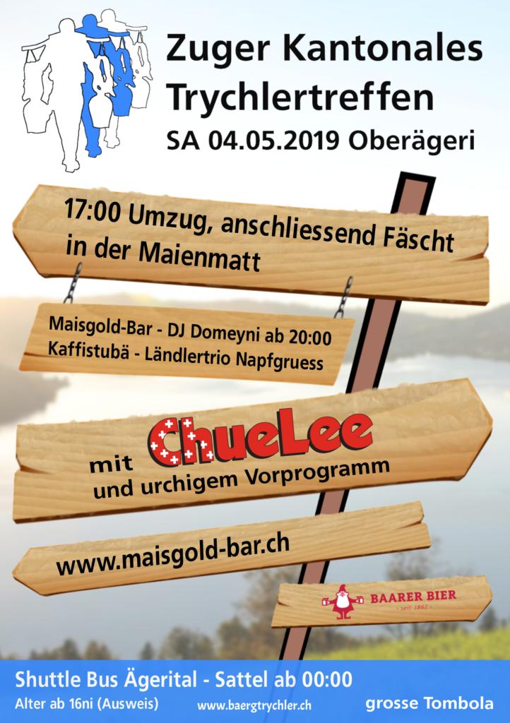 Zuger Kantonales Trychlertreffen 2019